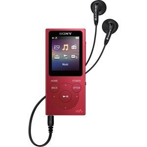 Sony MP3-Player »Walkman NW-E394 8GB«, Rot