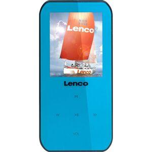Lenco »XEMIO-655« MP3-Player (4 GB), blau