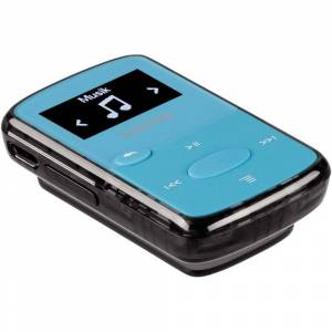 SanDisk »Sansa Clip JAM - MP3-Player - hellblau« MP3-Player