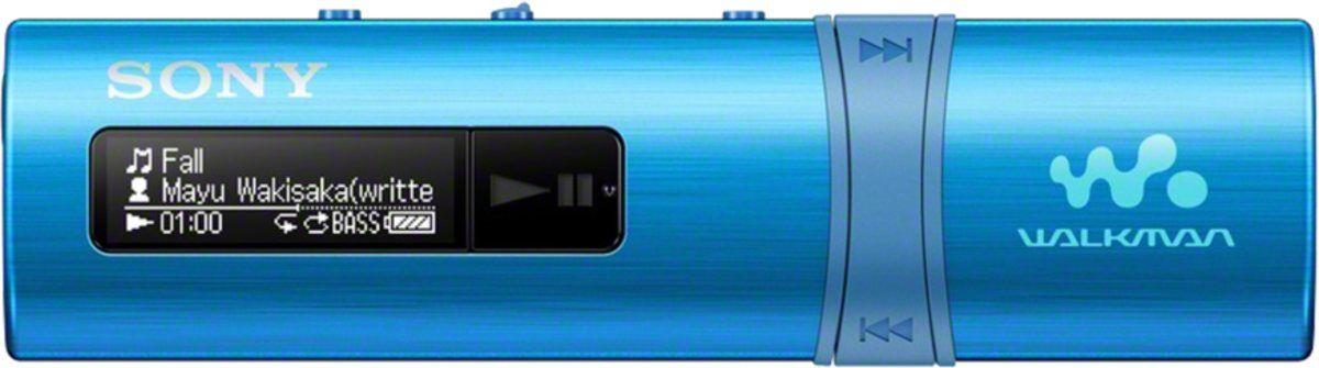 Sony MP3-Player »Walkman NWZ-B18...