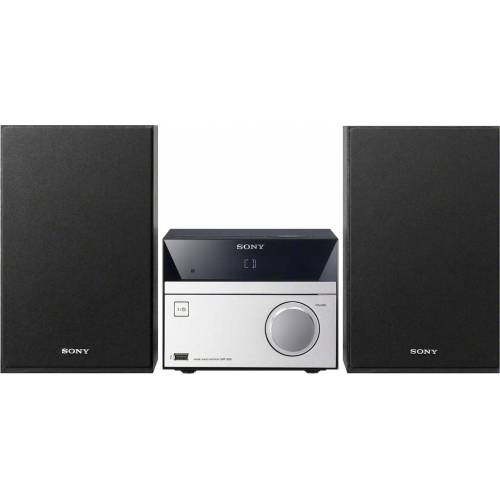 Sony »CMT-SBT20« Microanlage (FM-Tuner mit RDS, 12 W, MEGA BASS Funktion)
