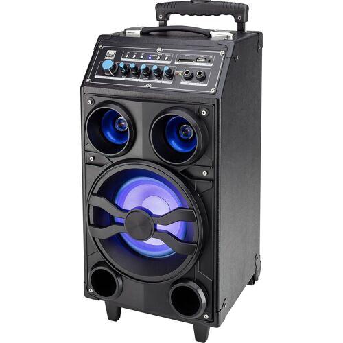 Dual »DSBX 100« Stereoanlage (FM-Tuner, 50 W), schwarz