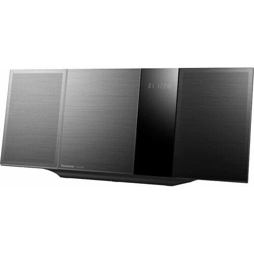 Panasonic »SC-HC397EG« Microanlage (FM-Tuner mit RDS, Digitalradio (DAB), FM-Tuner, 40 W, Automatischer Sendersuchlauf), schwarz