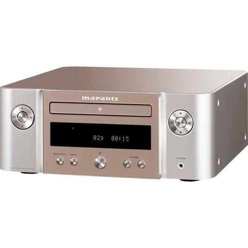 Marantz »MCR-412« CD-Receiver (Bluetooth), silbergold