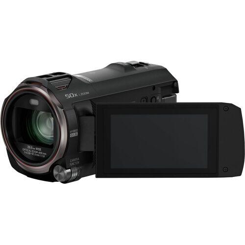 Panasonic »HC-V777« Camcorder (WLAN (Wi-Fi), NFC, 20x opt. Zoom, 50x intelligenter Zoom, Wireless Twin Camera, USTREAM, Hybrid OIS)