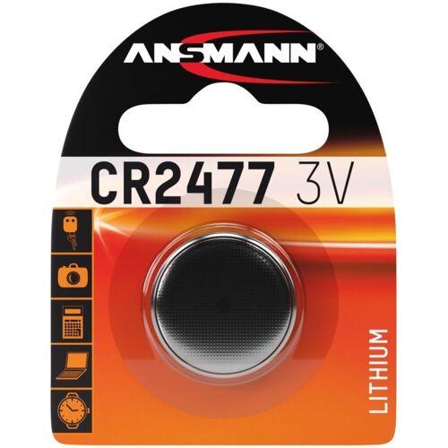 Ansmann »Lithium Knopfzelle CR2477« Batterie