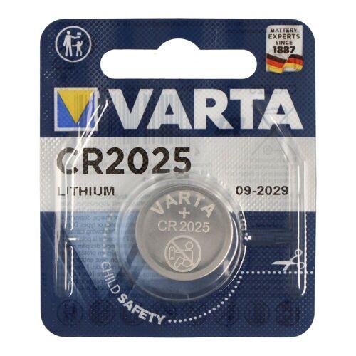 Varta »CR2025 Lithium Batterie« Batterie