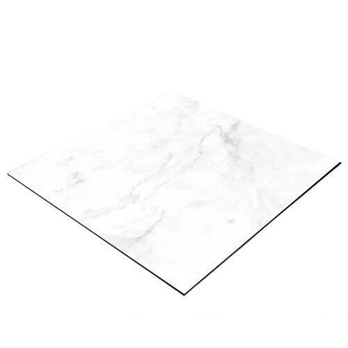 BRESSER Fotohintergrund »für Legebilder 60x60cm Heller Marmor«, Flatlay Hintergrund