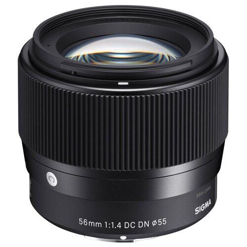 Sigma »56mm 1,4 DC DN MFT« Objektiv