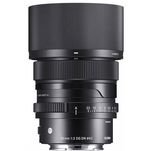 Sigma »65mm f2,0 DG DN (C) für Sony-E« Objektiv