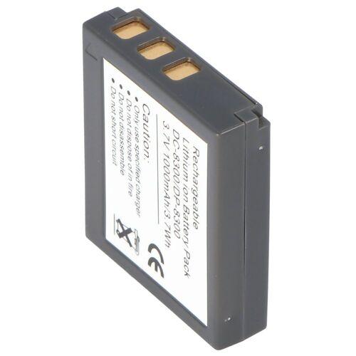 AccuCell »Akku passend für Maginon DC-8300« Kamera-Akku