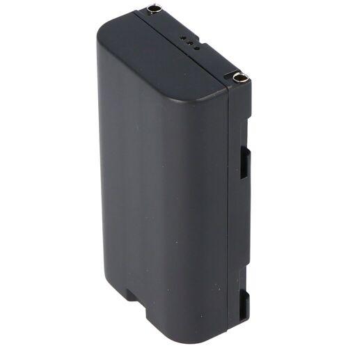 AccuCell »Akku passend für Hitachi VM-BPL13, VM-BPL« Kamera-Akku
