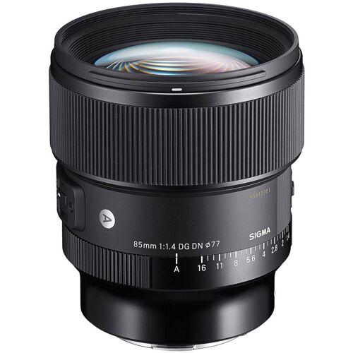 Sigma »85mm f1,4 DG DN (A) Sony-E« Objektiv