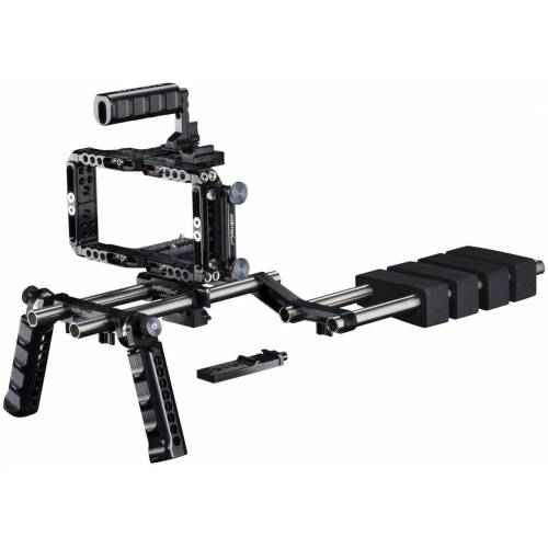 walimex »pro Frame Action Set« Camcorder