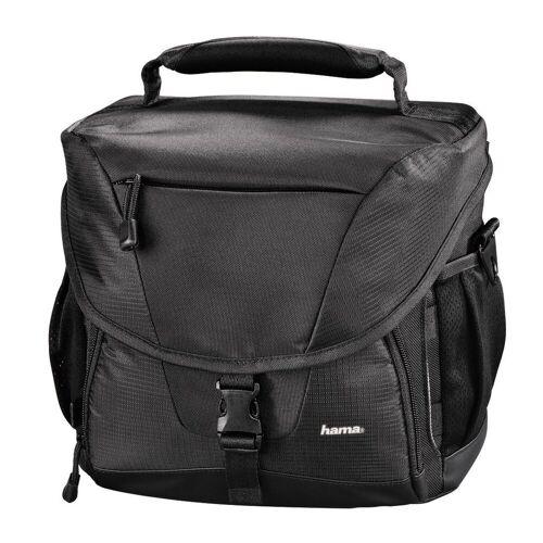 Hama Kameratasche für eine Spiegelreflexkamera mit Objektiv »Rexton 110, Schwarz«, Schwarz