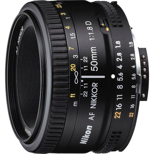 Nikon »AF NIKKOR 50 mm 1:1,8D« Objektiv