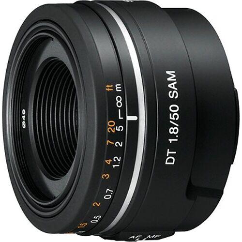 Sony »SAL-50F18« Festbrennweiteobjektiv