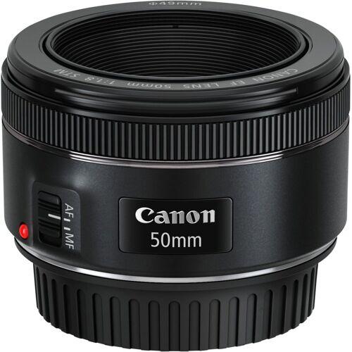 Canon »EF 50mm f/1.8 STM« Festbrennweiteobjektiv