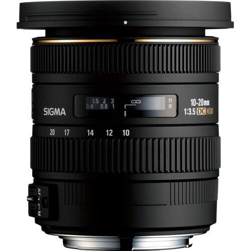 Sigma »10-20mm 1:3,5 HSM DC Canon« Objektiv