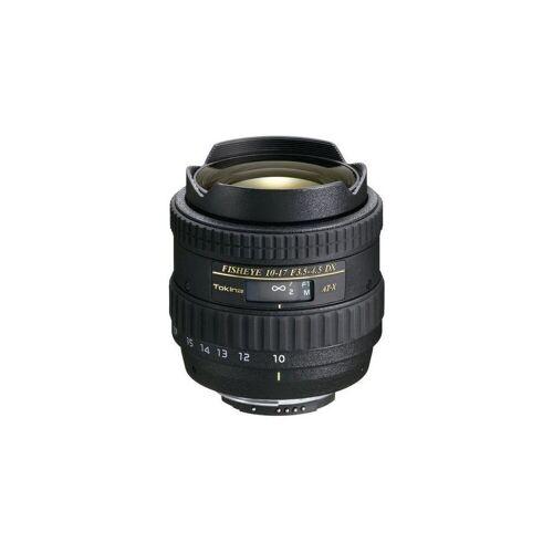 Tokina »AT-X 10-17mm 1:3,5-4,5 AF DX Canon« Objektiv