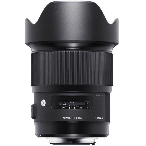 Sigma »20mm 1:1,4 DG HSM Art Nikon« Objektiv