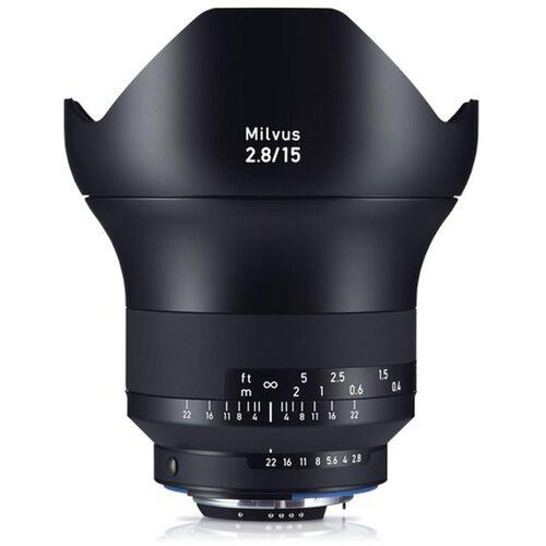 ZEISS »Milvus 15mm f2,8 Nikon« Objektiv