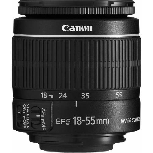 Canon »EF-S18-55MM F3.5-5.6 IS II TW« Zoomobjektiv