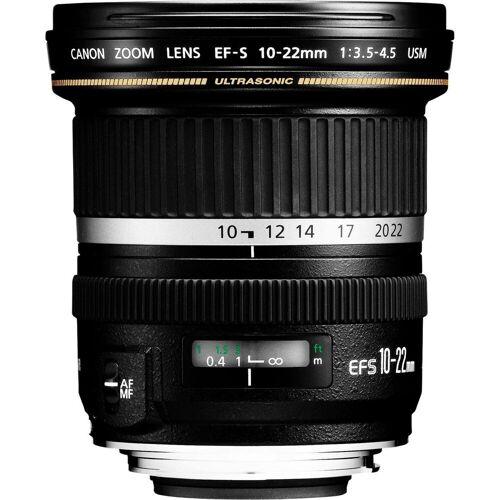 Canon »EF-S 10-22mm f/3.5-4.5 USM« Ultra-Weitwinkelobjektiv