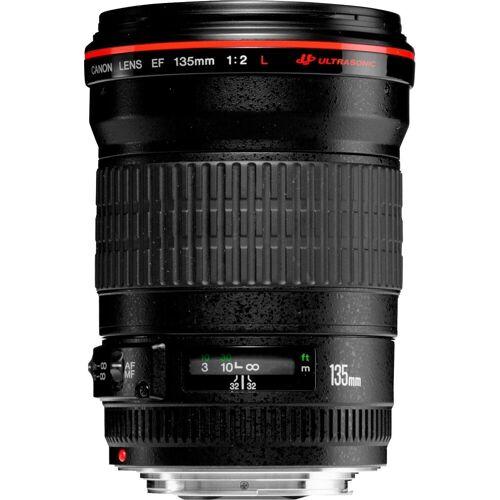 Canon »EF-135MM f/2L USM« Teleobjektiv