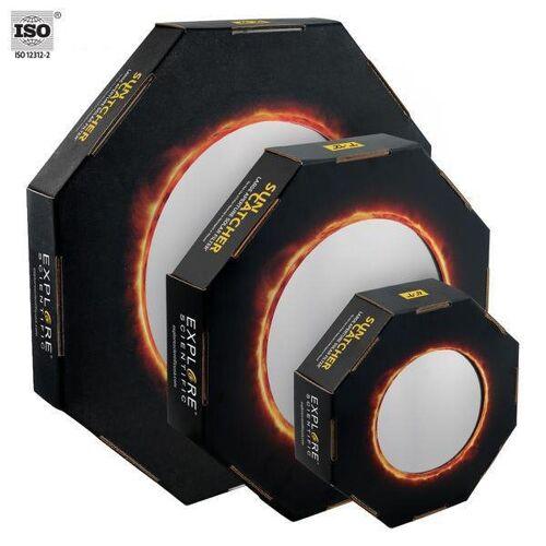 """EXPLORE SCIENTIFIC Sonnenfolie »Sun Catcher Sonnenfilter für 150-165mm Refr.+8"""" SC«"""