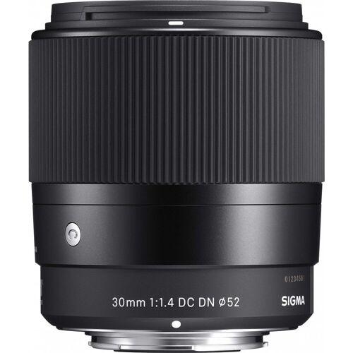 Sigma »30mm 1.4 DC DN Canon EF-M« Objektiv