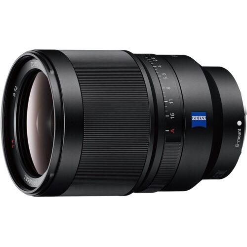 Sony Objektiv »E-Mount Vollformat-Objektiv 35 mm F1.4 Z«, Schwarz