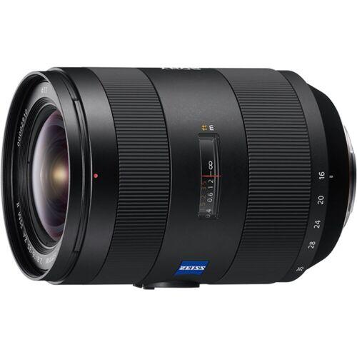 Sony Objektiv »Vollformat Zoomobjektiv 16-35 mm F2,8«, Schwarz