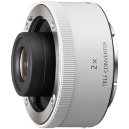 Sony Objektiv »2,0 fach Telekonverter«, Weiß-Schwarz