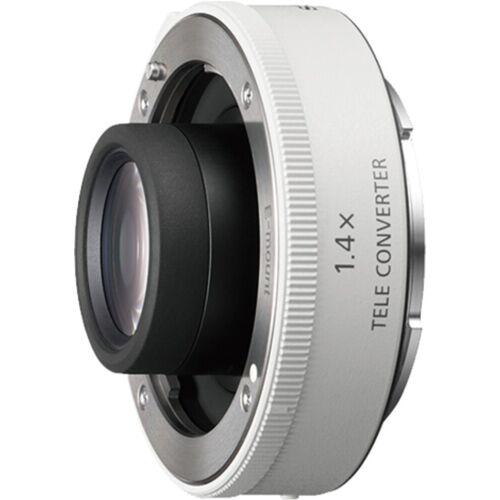 Sony Objektiv »1,4 fach Telekonverter«, Weiß