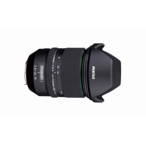 Pentax »HD 24-70mm 1:2,8 FA ED SDM WR« Objektiv