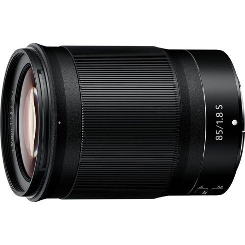 Nikon »NIKKOR Z 85 mm 1:1,8 S« Objektiv