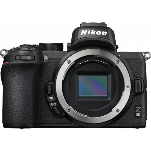 Nikon »Z50 Body« Systemkamera (20,9 MP, Bluetooth, WLAN (Wi-Fi)