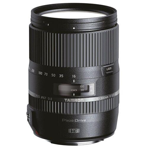 Tamron »16-300mm 1:3,5-6,3 DI II VC PZD Nikon AF« Objektiv