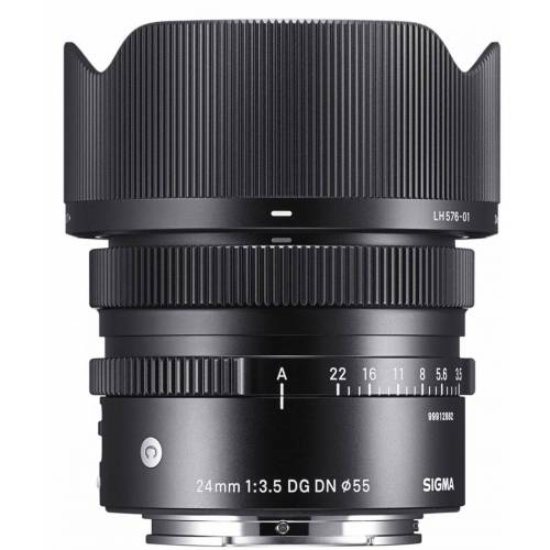 Sigma »24mm f3,5 DG DN (C) für Sony-E« Objektiv