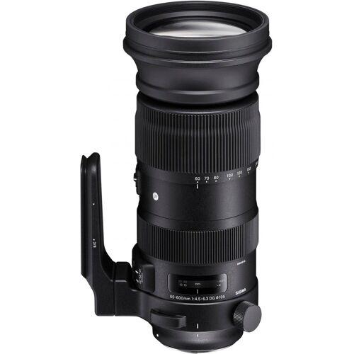Sigma »60-600mm f4,5-6,3 DG OS HSM (S) Nikon« Objektiv
