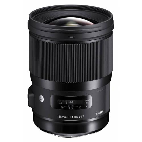 Sigma »28mm 1.4 DG HSM Nikon« Objektiv