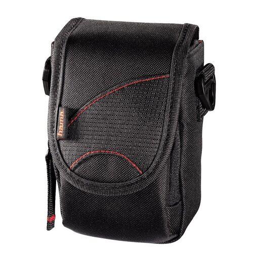 Hama Kameratasche Astana Tasche für Kamera und Videokamera »Innenmaße 7,5 x 5,2 x 13 cm«, Schwarz