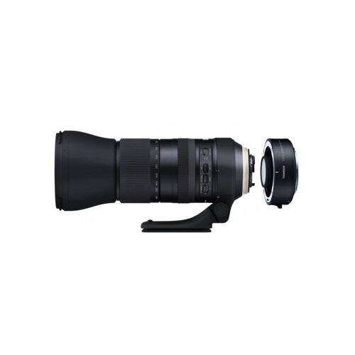 Tamron »SP 150-600mm f5-6,3 Di VC USD G2 +TC-X14 Konverter« Objektiv