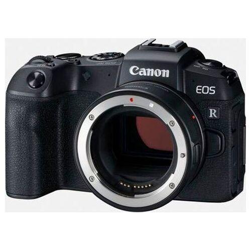 Canon »EOS RP« Systemkamera (RF 24-105mm F4-7.1 IS STM, 26,2 MP, WLAN (WiFi), Bluetooth)