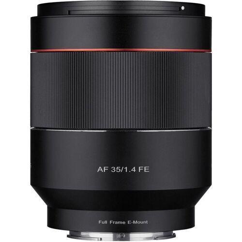 Samyang »AF 35mm f1,4 DSLR Sony E« Objektiv