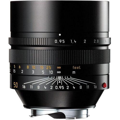 Leica »NOCTILUX-M 50mm 1:0,95 ASPH.« Objektiv