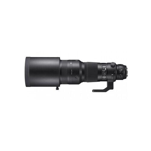 Sigma »500mm f4,0 DG OS HSM (S) Canon« Objektiv