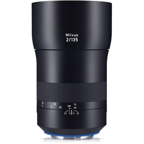 ZEISS »Milvus 135mm f2,0 Canon« Objektiv