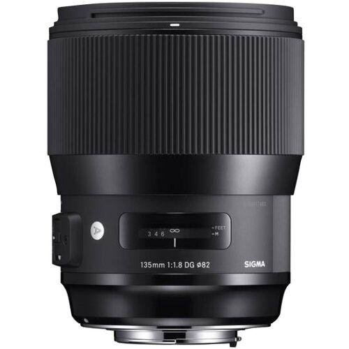 Sigma »135mm f1,8 DG HSM (A) Sony E-Mount« Objektiv